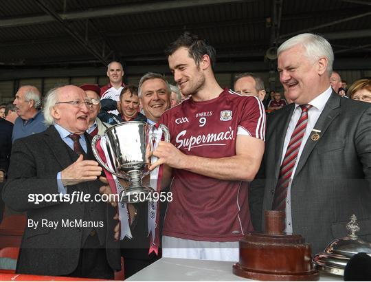 Galway v Tipperary - Allianz Hurling League Division 1 Final