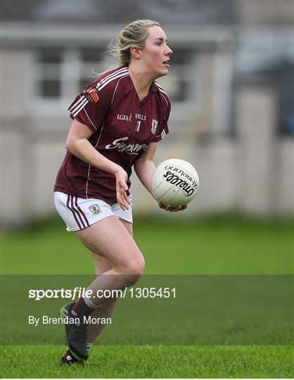 Donegal v Galway - Lidl Ladies Football National League Division 1 semi-final