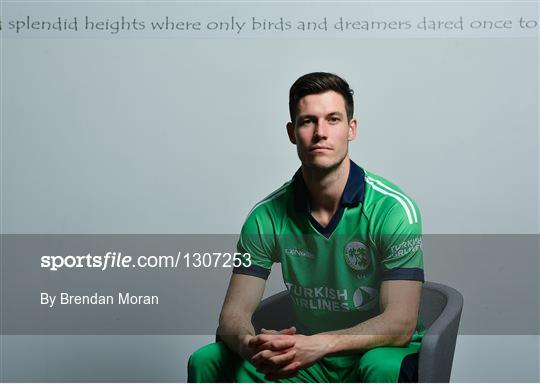 Cricket Ireland announce Turkish Airlines     - Sportsfile