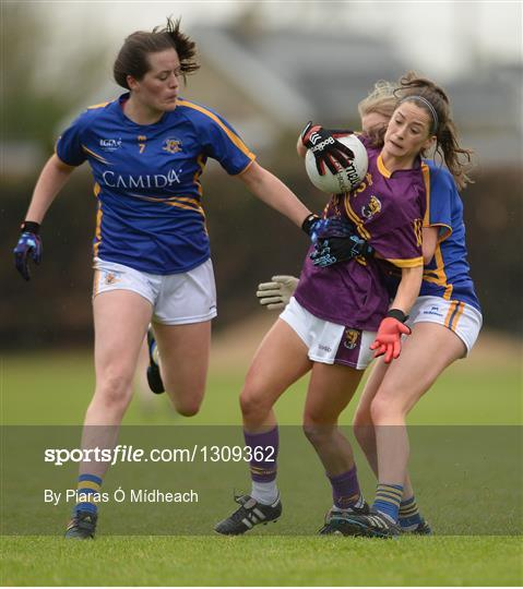 Tipperary v Wexford - Lidl Ladies Football National League Div 3 Final