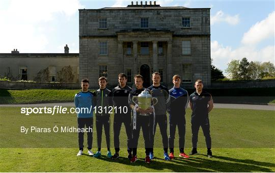 Leinster GAA Senior Hurling and Football Championships 2017 Launch