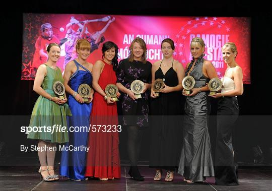 2011 Camogie All-Stars in association with O'Neills