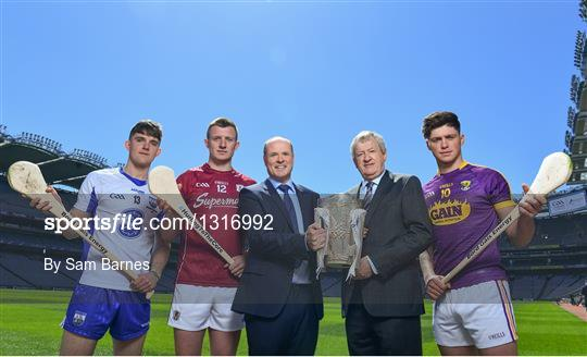 Bord Gáis Energy Summer of Hurling Launch