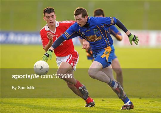 Summerhill, Meath v St Brigid's, Dublin - AIB Leinster GAA Football Senior Club Championship First Round