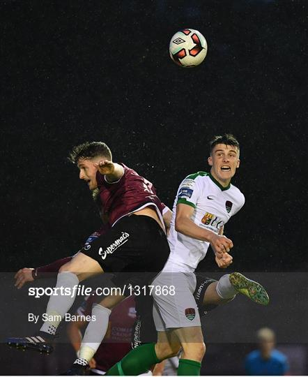 Galway United v Cork City - SSE Airtricity League Premier Division