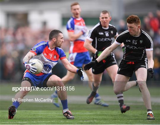 New York v Sligo - Connacht GAA Football Senior Championship Preliminary Round