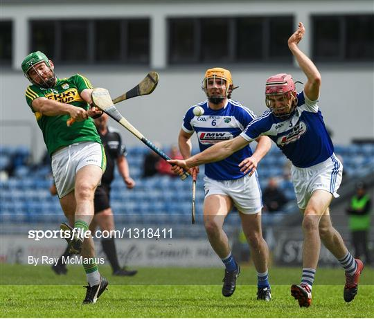 Kerry v Laois - Leinster GAA Hurling Senior Championship Qualifier Group Round 3