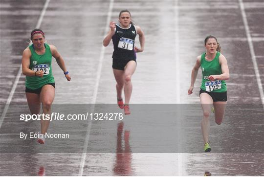 Irish Life Health National Combined Event Championships Day 1
