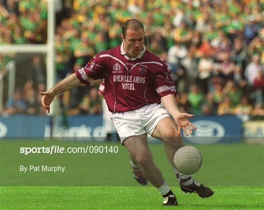 Meath v Westmeath - Bank of Ireland Leinster Senior Football Championship Quarter-Final