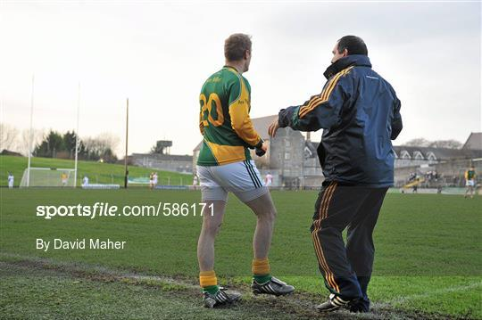 Meath v Louth - Bord na Mona O'Byrne Cup Quarter-Final