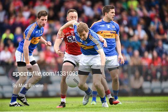 Cork v Tipperary - Munster GAA Football Senior Championship Semi-Final