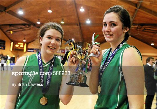 St. Angela's College, Cork v Colaiste Iosagain, Dublin - All-Ireland Schools Cup U19A Girls Final