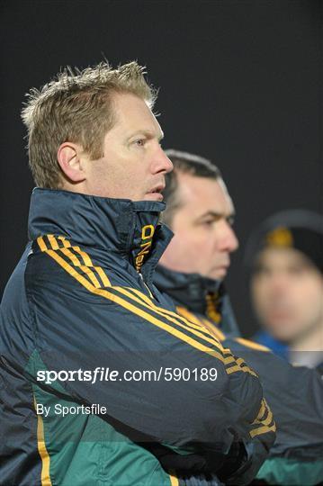 Meath v Dublin City University - Bord na Mona O'Byrne Cup Semi-Final
