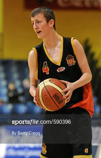Christian Brothers College, Cork v St. Clement's, Limerick - All-Ireland Schools Cup U16B Boys Final