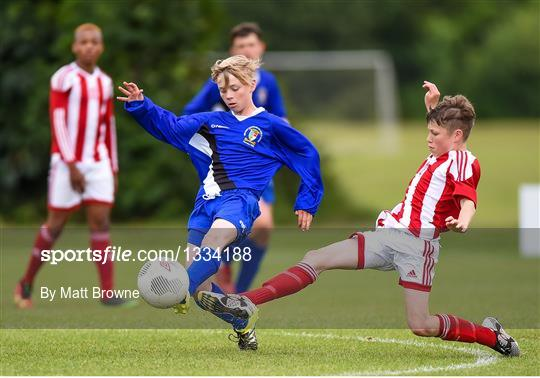 SFAI Umbro Kennedy Cup Finals