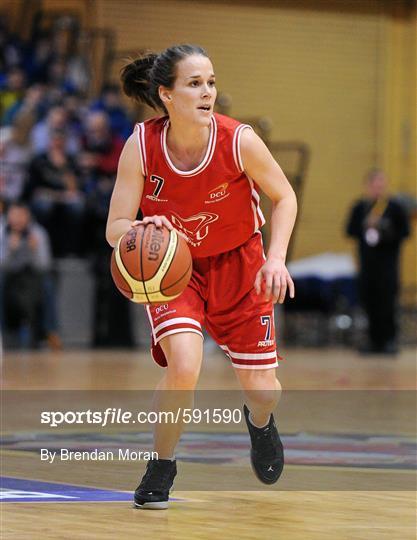 DCU Mercy v UL  - Basketball Ireland Women's Superleague Cup Final