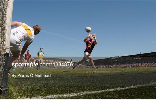 Westmeath v Offaly - Leinster GAA Football Senior Championship Quarter-Final Replay