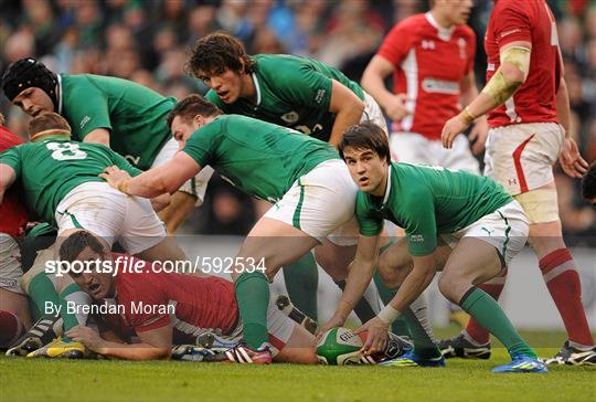 Ireland v Wales - RBS Six Nations Rugby Championship
