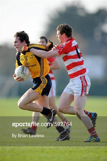 Dublin City University v Cork Institute of Technology - Irish Daily Mail Sigerson Cup Round 1