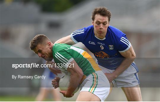 Offaly v Cavan - GAA Football All-Ireland Senior Championship Round 1B