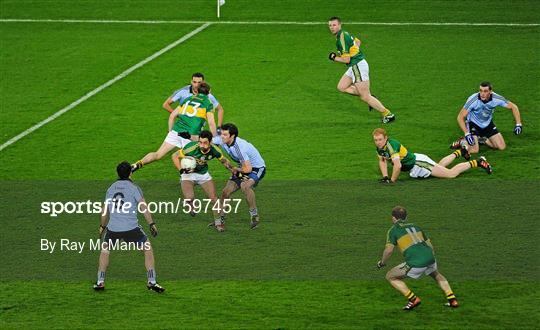 Dublin v Kerry - Allianz Football League Division 1 Round 1