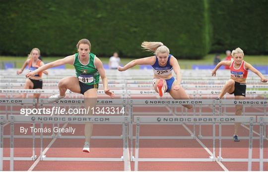 Irish Life Health National Junior & U23 Track & Field Championship 2017
