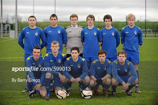 Drogheda Institute of FE v IT Carlow 'C'  - Umbro CUFL Division Two Final