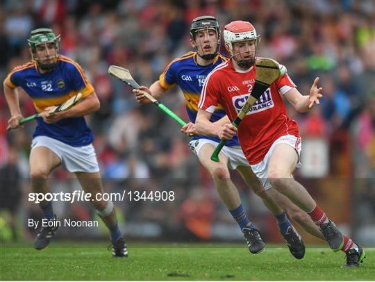 Cork v Tipperary - Electric Ireland Munster GAA Hurling Minor Championship semi-final replay