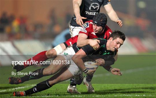 Sportsfile - Scarlets v Connacht - Celtic League - 600134