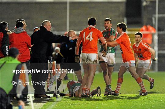 Armagh v Mayo - Allianz Football League Division 1