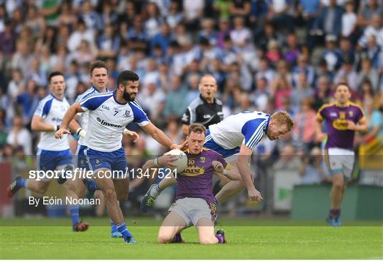 Wexford v Monaghan - GAA Football All-Ireland Senior Championship Round 2B