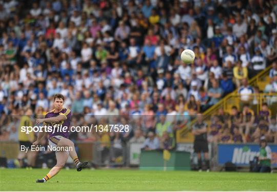 Wexford v Monaghan - GAA Football All-Ireland Senior Championship Round 2B