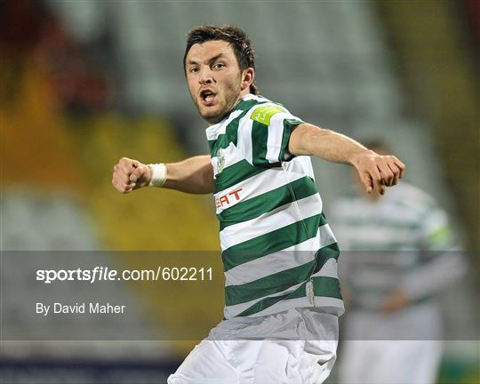 Shamrock Rovers v Monaghan United - Airtricity League Premier Division