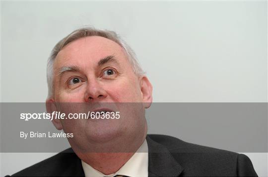 The Report of the Ard Stiúrthóir of the GAA 2011