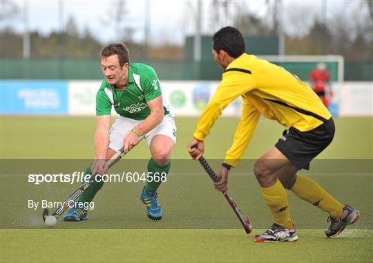 Ireland v Malaysia - Men's 2012 Olympic Qualifying Tournament