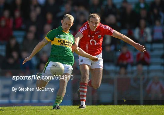 Cork v Kerry - Allianz Football League Division 1 Round 5