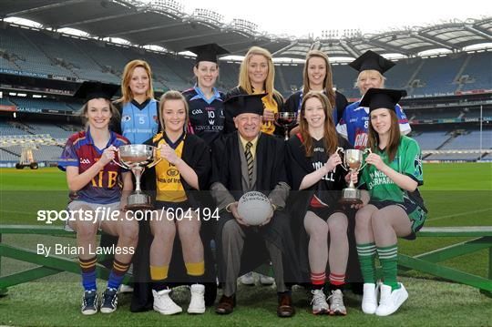 Ladies Gaelic Football 3rd Level Colleges Championship Weekend Launch