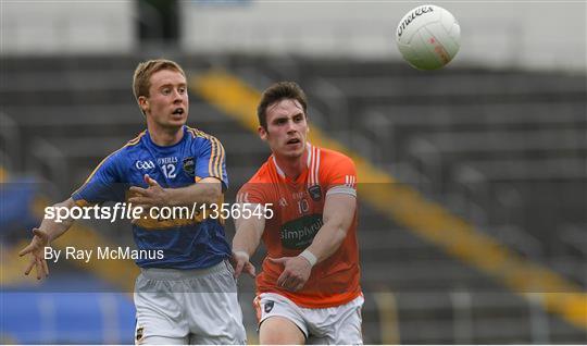 Tipperary v Armagh - GAA Football All-Ireland Senior Championship Round 3B