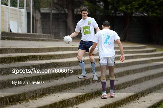 FBD Announced as new sponsor of Kilmacud     - Sportsfile