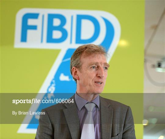 Sportsfile - FBD Announced as new sponsor of Kilmacud Crokes