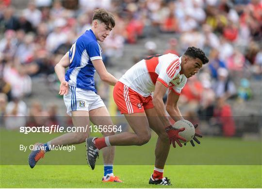 Cavan v Derry - Electric Ireland Ulster GAA Football Minor Championship Final