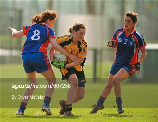 Mary Immaculate College Limerick  v NUI Maynooth - Giles Cup Final