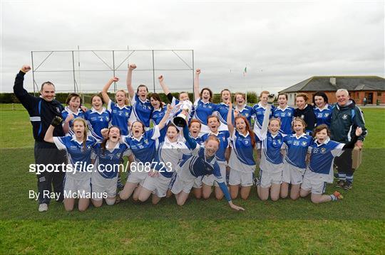 Colaiste Dun lascaigh, Cahir, Co. Tipperary v Loreto Convent, Omagh, Co. Tyrone - Tesco All-Ireland Post Primary Schools Junior A Final