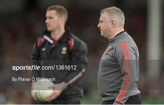 Cork v Mayo - GAA Football All-Ireland Senior Championship Round 4A