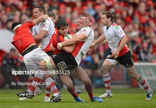 Munster v Ulster - Heineken Cup Quarter-Final