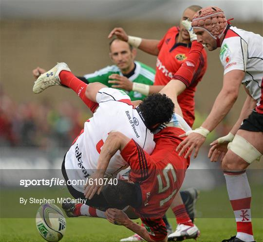 Munster v Ulster - Heineken Cup Quarter-Final