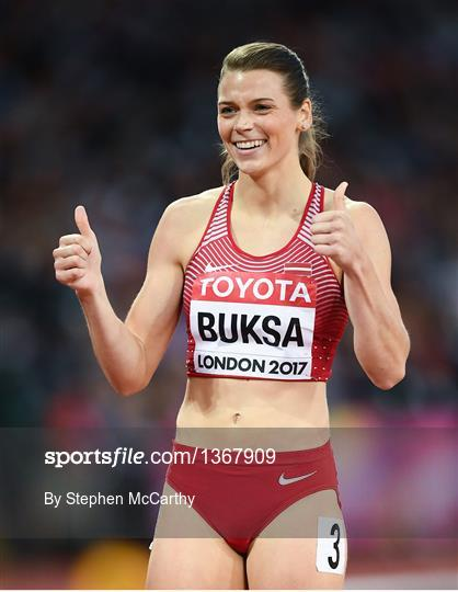 IAAF World Athletics Championships 2017 - Day 5