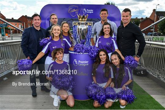 Cadbury Premier League Launch