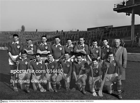 Munster v Ulster - Railway Cup Semi-Final