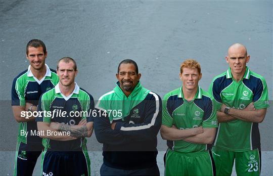 O'Neills Launch New Irish Cricket Kit